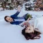 Winterhochzeit mit Christina Schwander